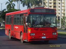 A Bolas le arranca la cana la puerta del autobús